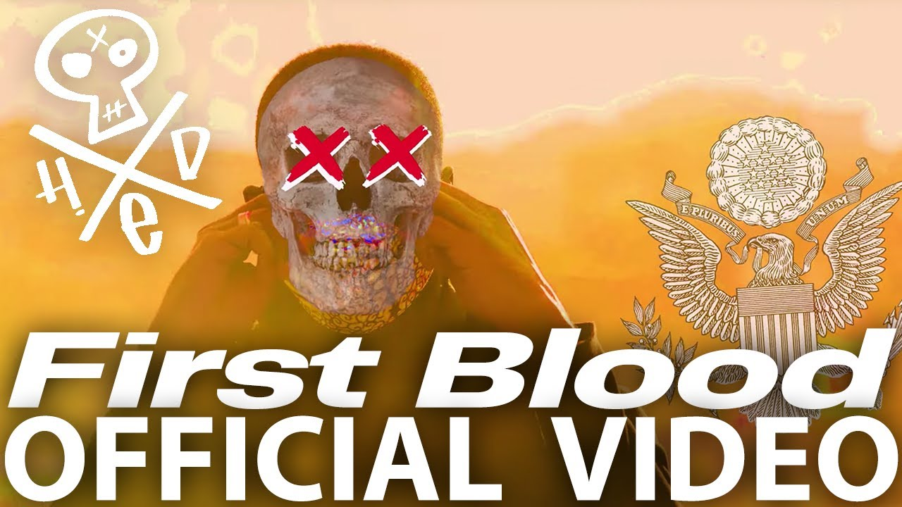 (Hed) P.E. -  First Blood (Official Music Video)