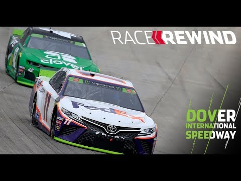 Race Rewind: Monster Energy NASCAR Cup Series Race From Dover In 15 Minutes
