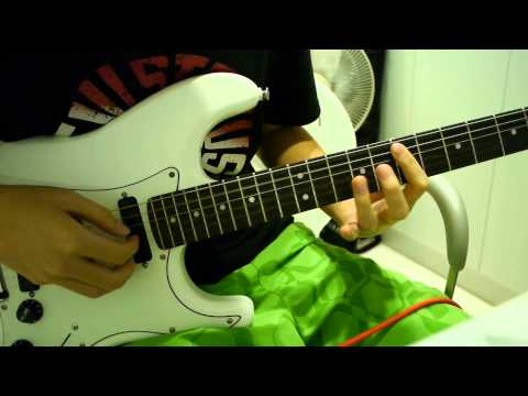 (Guitar Cover) Spongebob Ending Theme Song (HD)