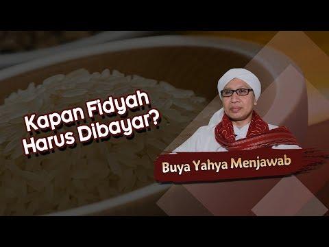 Download KH. Zainul Ma'arif (Buya Yahya) - Kapan Fidyah Harus Dibayar ? -  MP3 & MP4