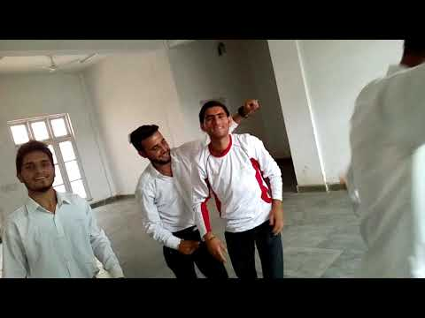 Gaddi boys dance at gaddi hostel udhampur