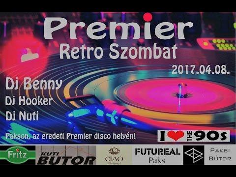 Premier Retro Szombat Full