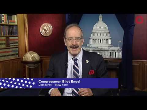 Congressman Eliot Engel (D-NY) | Global Citizen Festival NYC 2017