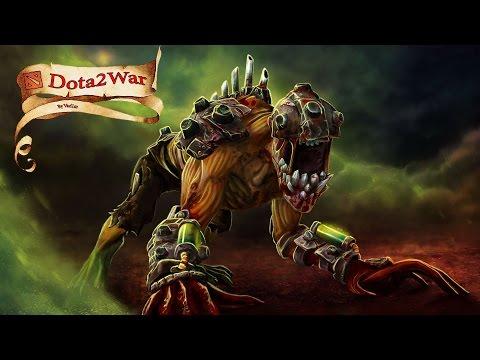 Dota 2 War - Lifestealer и Battle pass