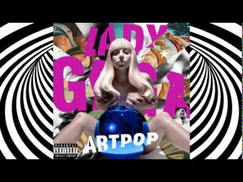 Lady gaga ARTPOP CD