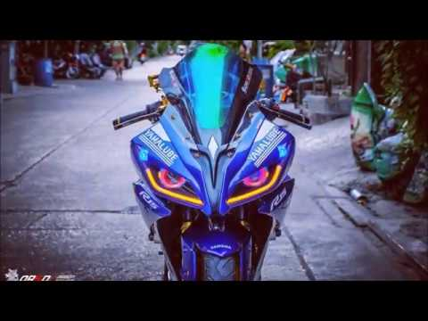 Yamaha R15 V2 MODIFICATIONS and STICKERINGS At its best