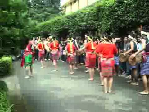 Wangala dance