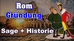 Gründung Roms I Sage und Wirklichkeit