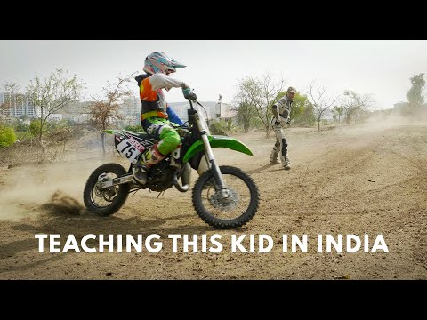 Teaching Tight Turn Technique s in Pune, India