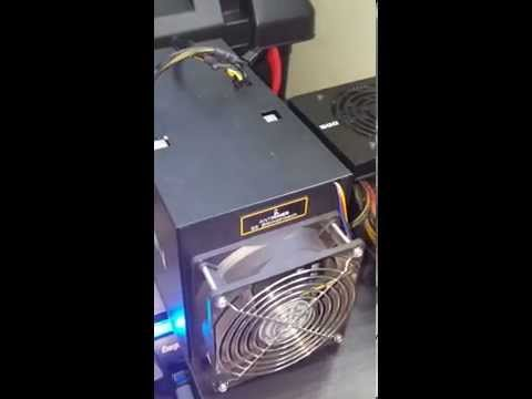 Solar Powered BitCoin S3 Bitmain Miner FREE BTC!