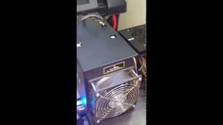 Solar Powered BitCoin S3 Bitmain Miner FREE BTC!