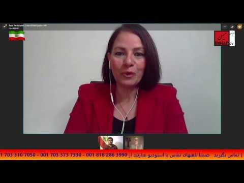 تحلیل روز 3 - روابط ایران با اعراب  بعد ازانقلاب رضا پرچی زاده - اسفنیار خلف و پری عسکری