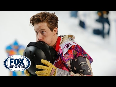 Shaun White finishes 4th in halfpipe snowboarding