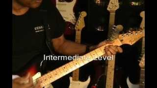 """The Clash  """"Rock The Casbah"""" How To Play On Guitar EricBlackmonMusic Lesson"""