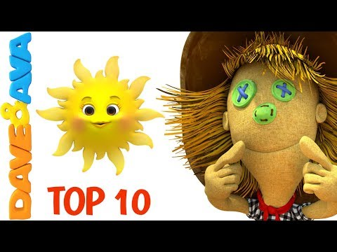 Thumbnail: 👍 Nursery Rhymes Collection: Top 10 Action Kids Songs from Dave and Ava 👍