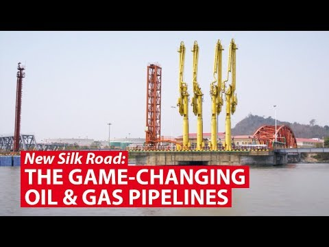The Game-changing Oil & Gas Pipelines in Kyaukphyu, Myanmar | The New Silk Road | CNA Insider