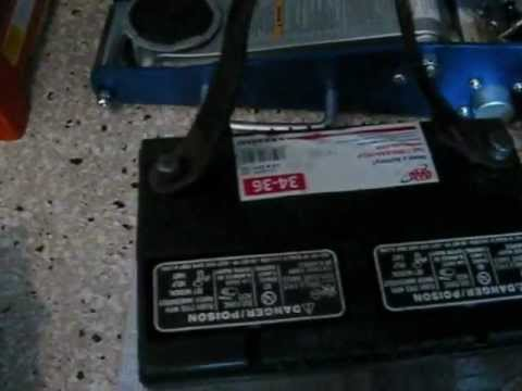 Lexus Battery Replacement Details By Froggy