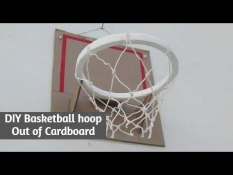 19/04 - Maak je eigen basketbalring
