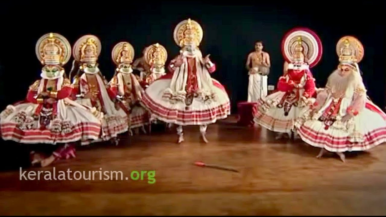 Kathakali Dance Drama - Duryodhanavadham