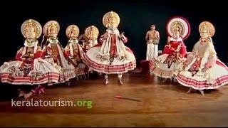 Kathakali Play – Duryodhanavadham