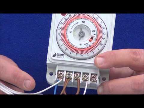 Schema Collegamento Orologio Vemer : Come si monta un orologio da quadro pillola n.26 di materiale