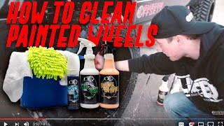 How To: Custom Offsets Painted Wheel Shine Kit