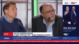 """Riadh Touiti : """"On sanctionne l'Espérance et c'est la double peine""""."""