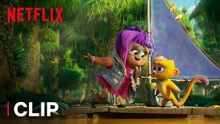 """Keep the Beat"" Song Clip | Vivo | Netflix Futures"