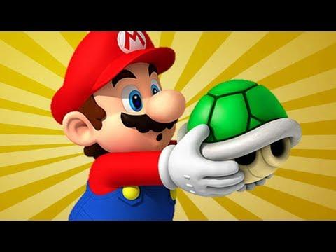 SEGURA O CASCO, SEU BIGODUDO TOSCO! – Super Mario Maker (Super Expert)
