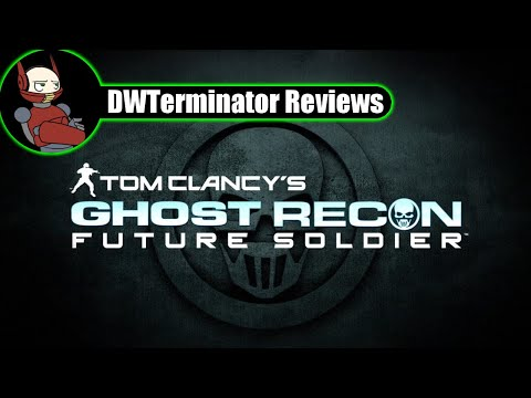Review - Ghost Recon: Future Soldier