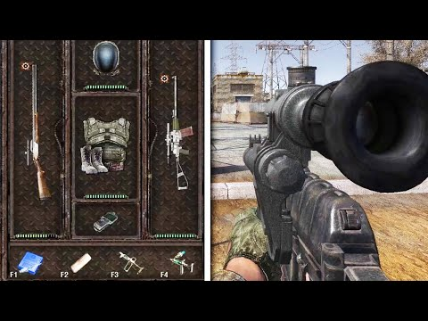 ВЫЖИТЬ ПРАКТИЧЕСКИ НЕВОЗМОЖНО! S.T.A.L.K.E.R. GUNSLINGER mod + Misery 2.2 ОДНА ЖИЗНЬ #4
