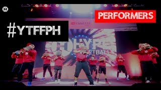 Hype Streetball - Youtube Fanfest 2018