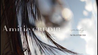 Amitie CREDIR FW COLLECTION 2018 -serenity- thumbnail