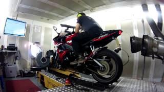 Video Yamaha R6 Dyno Top Speed Test download MP3, 3GP, MP4, WEBM, AVI, FLV Desember 2017
