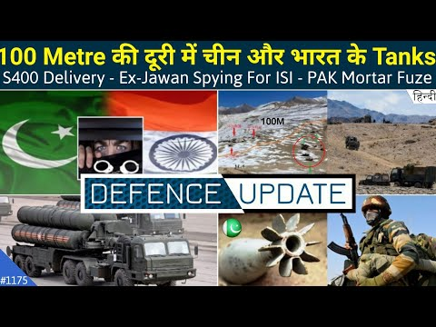 Defence Updates #1175 - Ex-Jawan Spying For ISI, S400 Delive