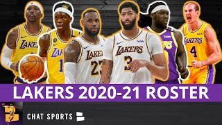 The los angeles lakers go into 2020-21 nba season with two of top five players in on their roster lebron james & anthony davis hopes of...