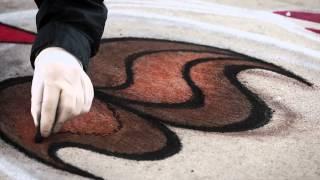 Meet Chris Carlson 3D Anamorphic Sidewalk Chalk Artist