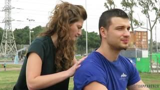 Czech Republic and Italy meet on Shabbat - ASMR shoulder and head massage