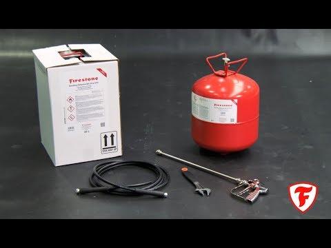 Firestone Easysealant Mastic Pour étancher Fixer Et