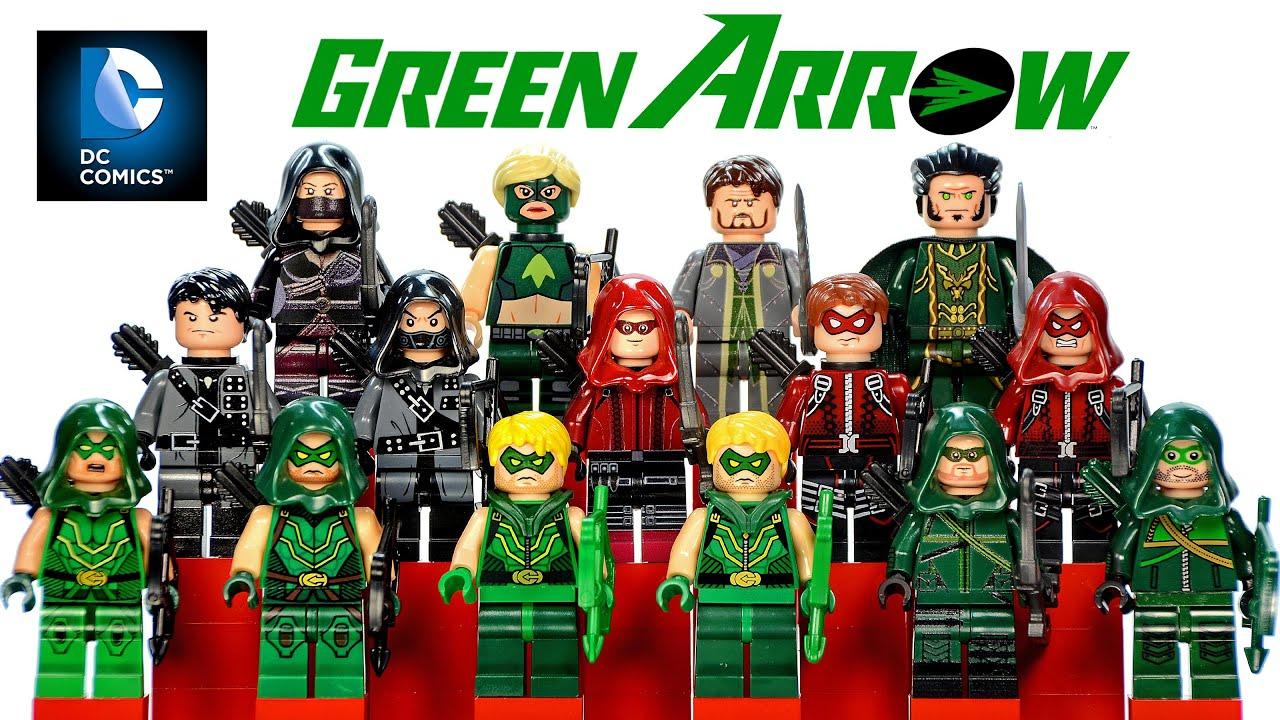 lego green arrow 2017 - photo #1