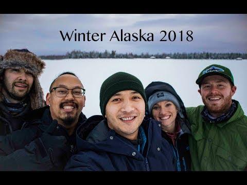 Winter Fairbanks Alaska 2018 Trip Pt. 1