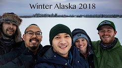 Winter Fairbanks Alaska 2018 Trip Pt. 1