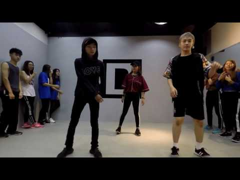 Micky Choreography workshop - Sex ( Cheat Codes X Kris Kross Amsterdam - remix)