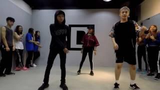 micky Choreography workshop - Sex ( Cheat Codes X Kris Kross Amsterdam - remix)