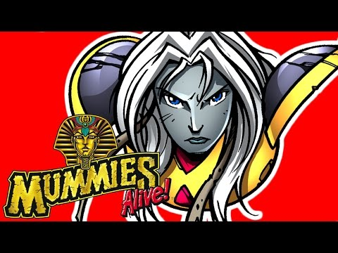 Mummies Alive!  The Curse of Sekhmet  HD  Full Episode