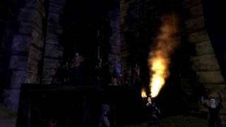 Gothic - Koncert w starym obozie cz.1. Lordi - HardRock Ha..