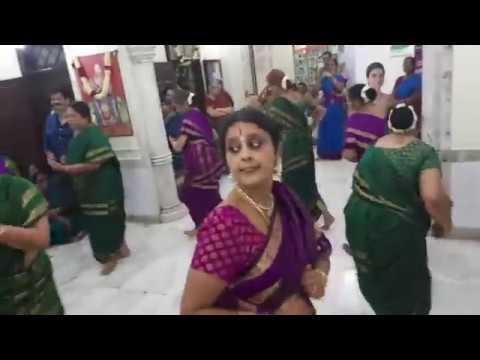 """""""ஸ்ரீ வேதாந்த தேசிகர் ஓடம் """" Sri Vedantha Desikar Odam Kummi Dance"""