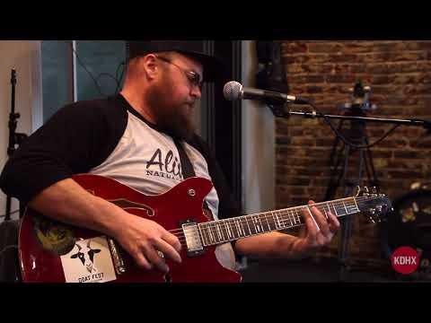 """Mark """"Porkchop"""" Holder """"Shake 'em on Down"""" Live at KDHX 4/15/18"""