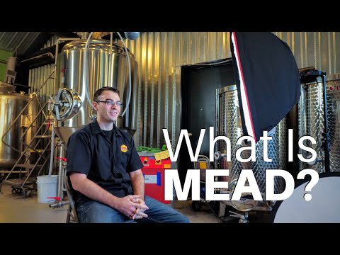 A Mead Maker Explains WHAT IS MEAD?