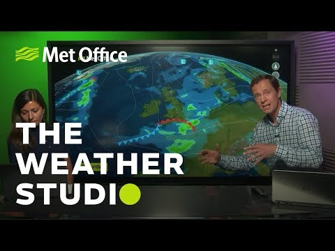 How is the bank holiday weekend weather looking? - The Weather Studio